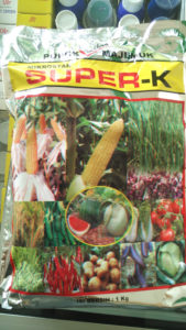 Pupuk Majemuk Super K 1kg