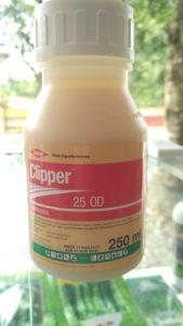 Clipper 25OD 250ml